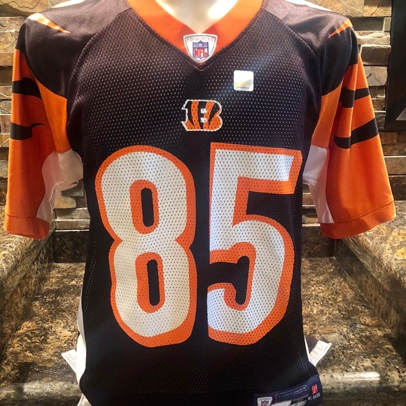 NEW REEBOK AUTHENTIC NFL JERSEY #85 MENS SMALL